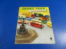 DINKY TOYS AUGUST 1957 CATALOGUE, RARE, ORIG, NOT A REPRO, NEAR MINT!