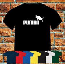 Disneys Lion King Pumba Funny Printed T-Shirt Print and Color Choice..
