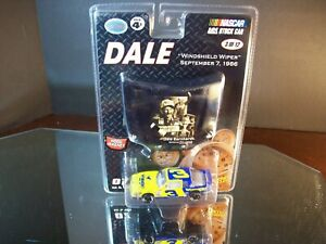 Dale Earnhardt #3 Wrangler Jeans The Movie Windshield Wiper 1986 Chevy Aerocoupe