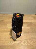 Bicycle handlebar / stem bag, pouch, water bottle holder. Bikepacking