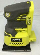 RYOBI P440 18-Volt ONE+ Cordless 1/4 Sheet Sander, ZX420