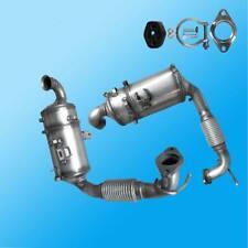 EU5 DPF Dieselpartikelfilter FORD Fiesta VI 1.4 TDCi 51KW CB1 KVJA F6JD 2010/07-