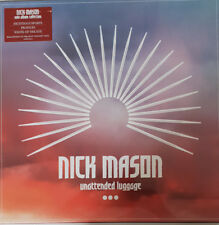 Nick Mason Unattended Luggage 180gm Vinyl 3 LP box set NEW sealed
