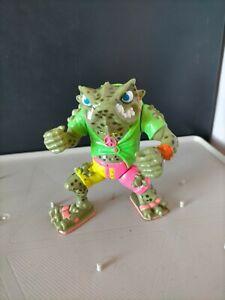 Vintage TMNT Teenage Mutant Ninja Turtles Figure Napoleon Bonafrog 1990
