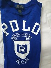 POLO RALPH LAUREN LONG SLEEVE  BOYS TOP L 14-16