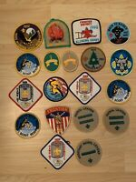 VTG Lot of Boy Scout Badges
