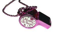 Hottie Whistle, Pink/White #350728
