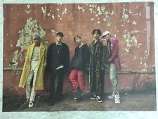 Bigbang - Made the full album Official Double Side Poster Hard Tube Case