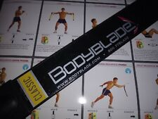 """BodyBlade Classic 48"""" Workout Exercise Bar Fitness Cardio Strength Resistance"""