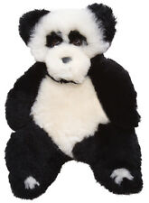 Flat Friends Giant Panda Bear Lambskin soft toy