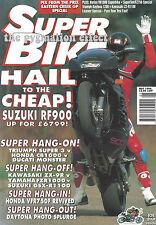 ZX-9R FZR1000 EXUP GSX-R1100 RF900 CB1000 Speed Triple Ducati Monster ZZ-R1100