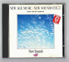 CD - NEW AGE MUSIC - New Sounds Vol. 2 - Recommended by Radio Montecarlo