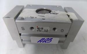 SMC 0.1 - 0.6MPa PNEUMATIC CYLINDER MHL2-16D