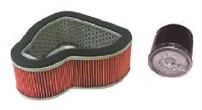 Air Filter & Oil Filter to fit HONDA VTX VTX1800 models 2002 to 2008