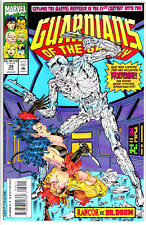 GUARDIANS OF THE GALAXY #39 (NM-) High Grade! GOTG Vol.2 Movie! WOLVERINE! 1993