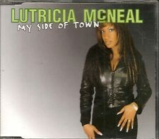 MAXI CD SINGLE 5 TITRES--LUTRICIA MC NEAL--MY SIDE OF TOWN--1998