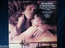 "VINYL 7"" SINGLE - PLACES THAT BELONG TO YOU - BARBRA STREISAND - 6577947"