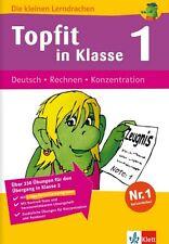 KLETT Topfit in Klasse 1, Deutsch & Rechnen, NEU