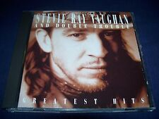 Greatest Hits - Stevie Ray Vaughan (CD 1995) Near Mint Fast FREE Shipping