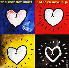 The WONDER STUFF Hot Love Now! E.P.  CD 1993