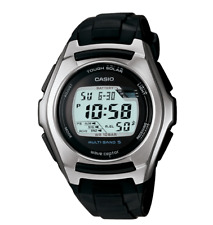 Casio WV-M120-1 Original Digital Tough Solar Atomic Waveceptor Mens Watch WVM120