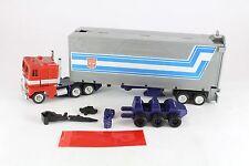 Transformers G1 Optimus Prime Takara Original T4 Missing Missiles Hose & Pump