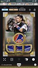 Topps MLB Bunt 2019 Limited Legends Museum Collection Relic - Mike Piazza 175cc