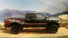 2016 1/64 Custom DODGE RAM Power Wagon Hemi 4x4  Truck Ertl farm Cummins DCP 4wd