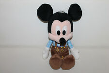 Disney Nicotoy Mickey Mouse Maus Tracht Stofftier Schmusetier Kuscheltier 32cm