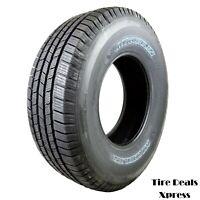 4 (Four) New 265/75R16 Michelin Defender LTX M/S OWL 2657516 R16 Tire PN:99123
