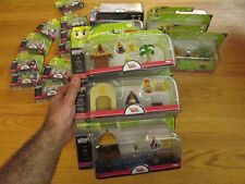 LOT WORLD OF NINTENDO ZELDA MICRO LAND LINK,GANONDORF & TETRA SET COMPLETE
