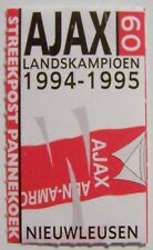 Stadspost Nieuwleusen - Zegel Football AJAX Landskampioen 1994-1995