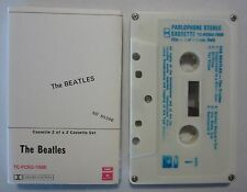 THE BEATLES THE BEATLES CASSETTE 2 AUSTRALIAN RELEASE CASSETTE TAPE