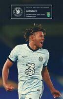 Chelsea v Barnsley  Carabao Cup 2020/21