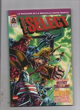 Marvel Select n°2 - Marvel France 1998 - état neuf