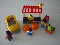 Lego Duplo 10867 Farmers Market Set