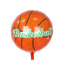 Large Basketball Foil Balloon Sport Party NBA Fun 44cm Round Grand Final