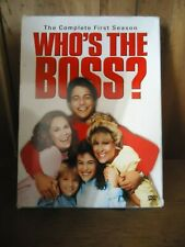 Who's The Boss SEASON 1 One 2004 DVDs Tony Danza Judith Light Katherine Helmond