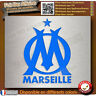 sticker autocollant om marseille foot ball tuning voiture rallye deco