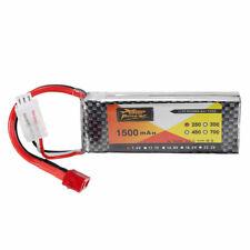 ZOP Power 7.4V 1500mAh 2S 25C Batería Lipo T enchufe para para WLtoys 144001 A959-B un