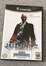 Hitman 2 - Nintendo Gamecube - Complete in Box - USA SHIP