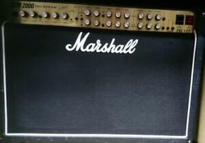 Marshall JCM2000 TSL 122 100W or 25W switchable Combo Valve guitar amp. 2 spks