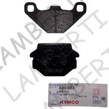 Pastiglie Pasticche freno posteriore Organiche Kymco Agility R16 125 2008 2012