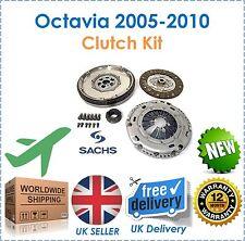For Octavia 2005-2010 1.9 TDI BKC BLS BJB BXE Dual Mass Flywheel Clutch Kit