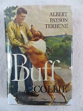 Albert Payson Terhune BUFF: A Collie and Other Dog Stories Grosset & Dunlap