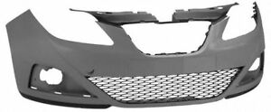 SEAT IBIZA 2008 - 2012 Front Bumper Including Lower bumper Grill And Splitter