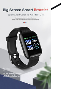 2021 Unisex Smart watch For Apple IOS Android Electronics Smart Fitness Tracker
