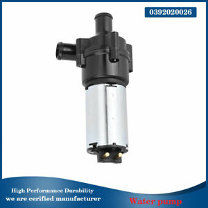 For Mercedes-Benz SLK230 SLK320 C230 G500 C280 Aux Auxiliary Electric Water Pump