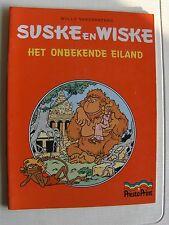 Speciale Suske en Wiske het onbekende eiland 1983!!