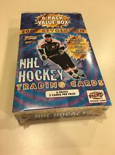 2000-01 NHL Pacific Revolution Hockey Factory Sealed Retail Box -Game Used?!